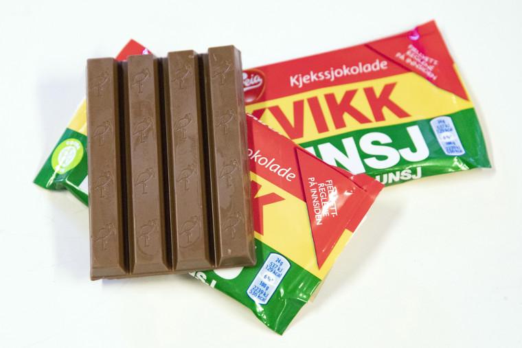 Image: EU top court dismisses Nestle appeal to register Kit Kat as a trademark