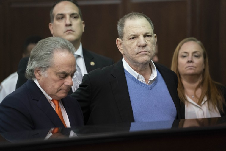 Image: FILE - HARVEY WEINSTEIN CHARGED WITH ADDITIONAL SEX ASSUALT ON THIRD WOMAN