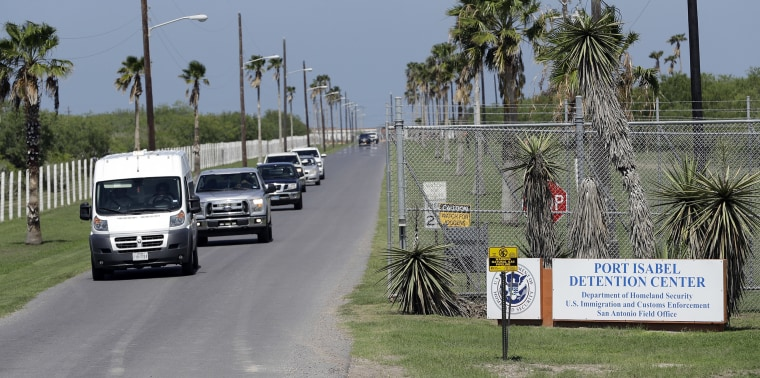 Image: Port Isabel Detention Center