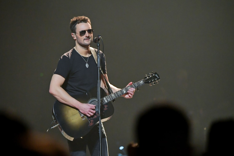 Eric Church Holdin' My Own Tour - Brooklyn, New York