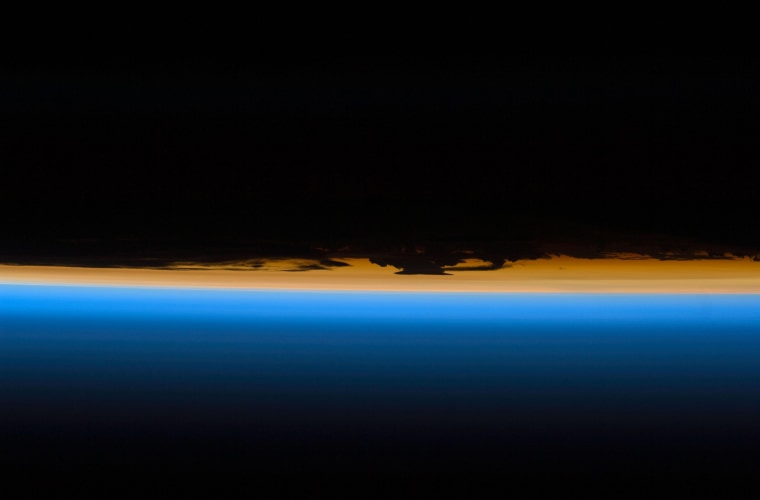 sunset orbit NASA