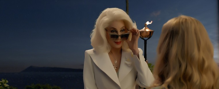 Image: Cher in Mamma Mia! Here We Go Again