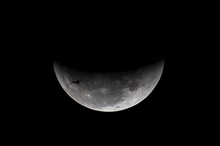 Image: Blood Moon Lunar Eclipse