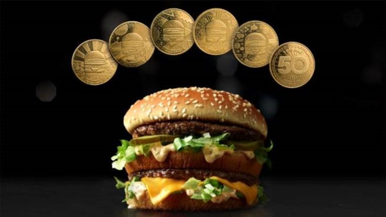 Big Mac, MacCoin