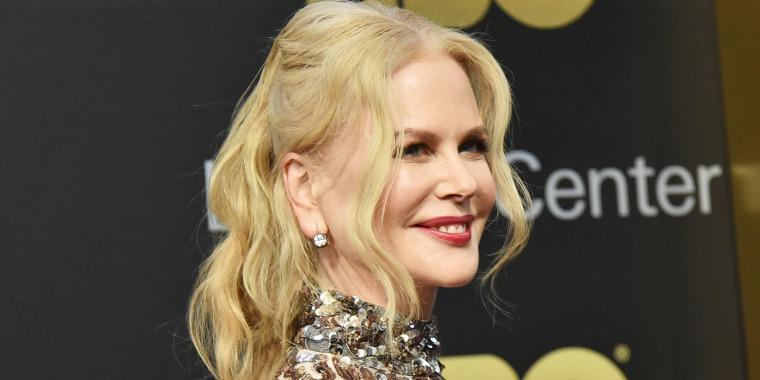 Nicole Kidman, spider hero