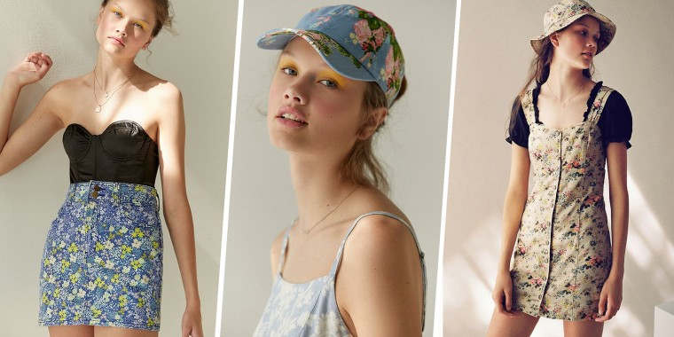The new Laura Ashley & Urban Outfitters collab is giving us serious '90s nostalgia.