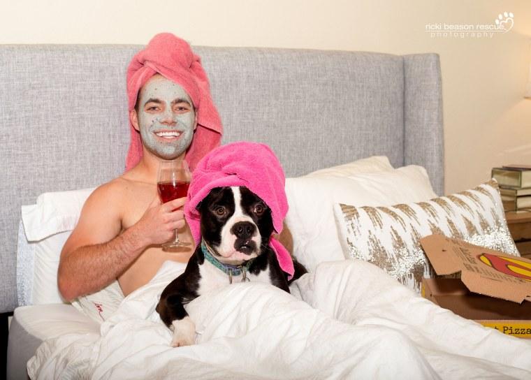 Dad bods, Dogs, Calendar