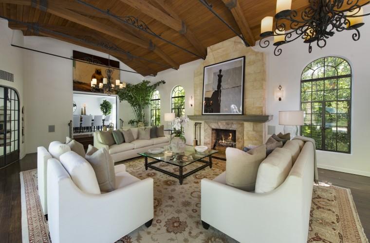 Dennis Quaid house