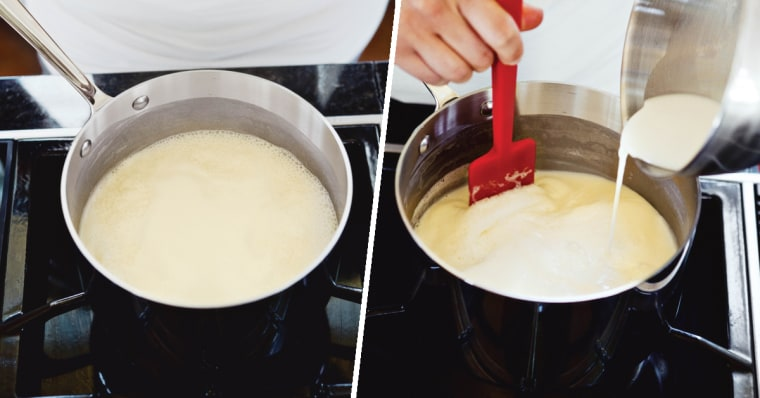How to make ice cream: Cook