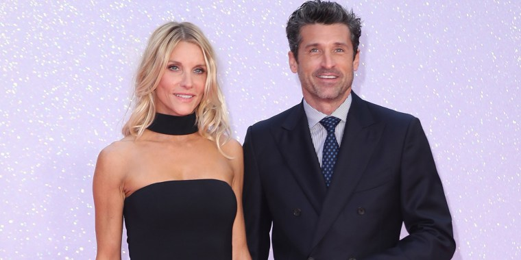 Patrick Dempsey And Wife Return To Their Wedding Site For 19th