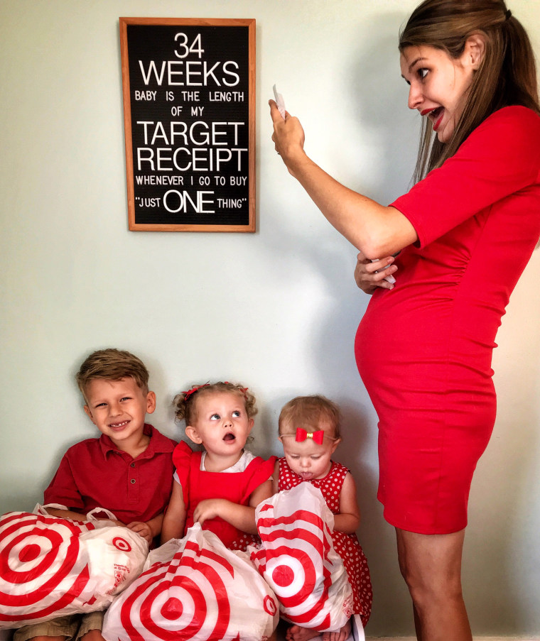 The Chatmans' fourth child, a boy named Leif, is due this fall.