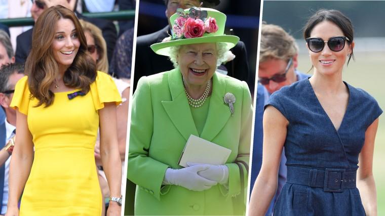 British royals make Tatler's Best Dressed List