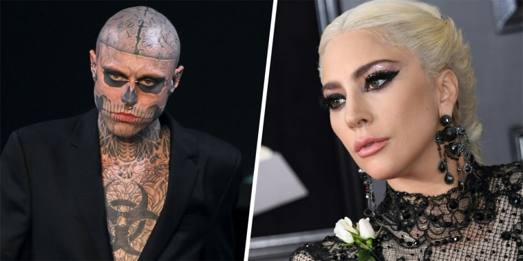 FRANCE, CANADA, ZOMBIE BOY, Lady Gaga