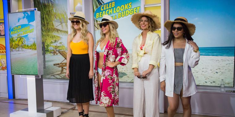 Beach, Budget, Looks, Celebrity, TODAY<