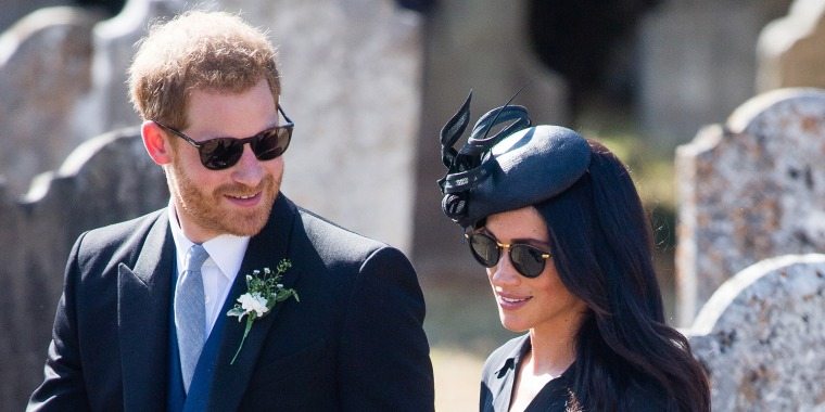 Prince Harry Meghan Markle Duke and Duchess of Sussex wedding