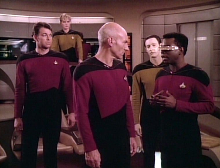 Patrick Stewart 'Star Trek: The Next Generation'