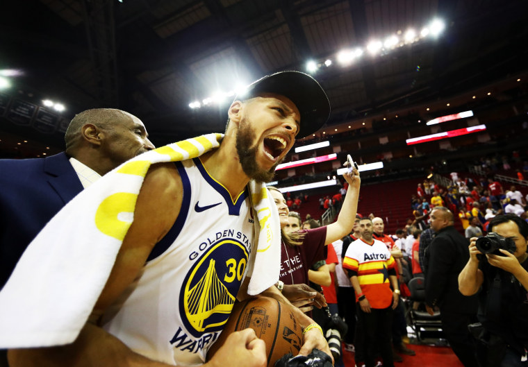 Image: Golden State Warriors v Houston Rockets - Game Seven