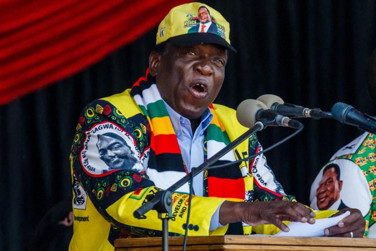 Image: TOPSHOT-ZIMBABWE-VOTE-POLITICS