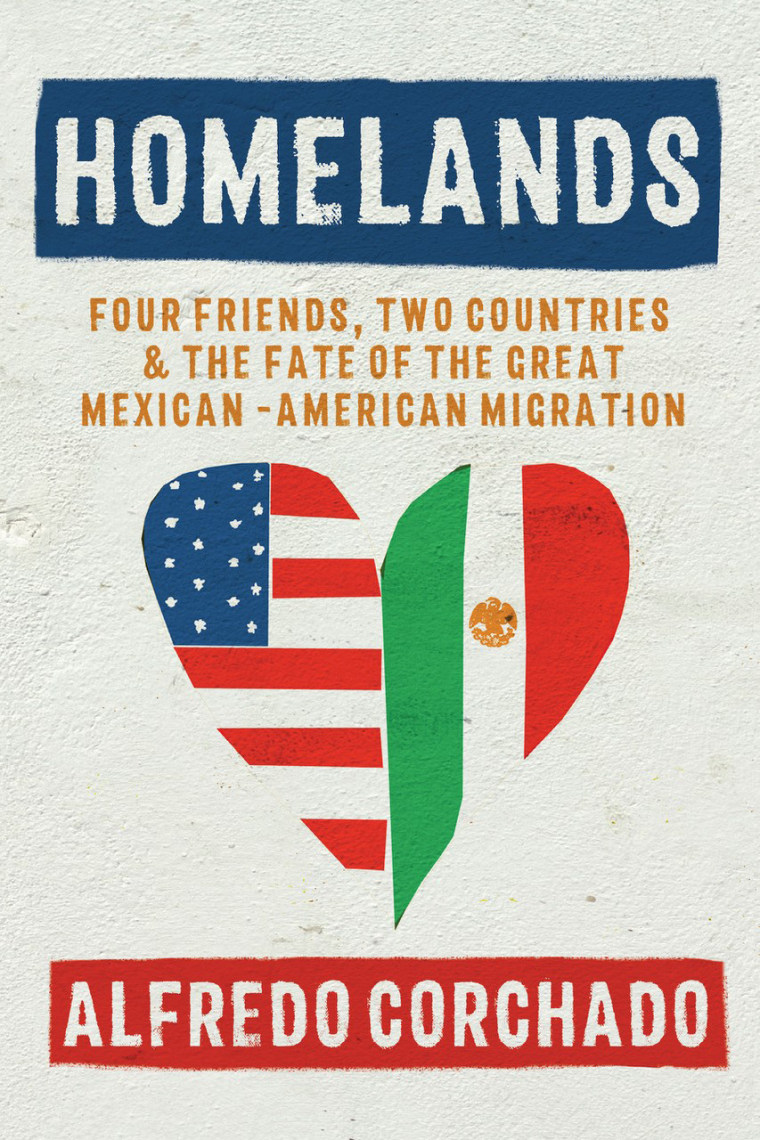 'Homelands' book cover