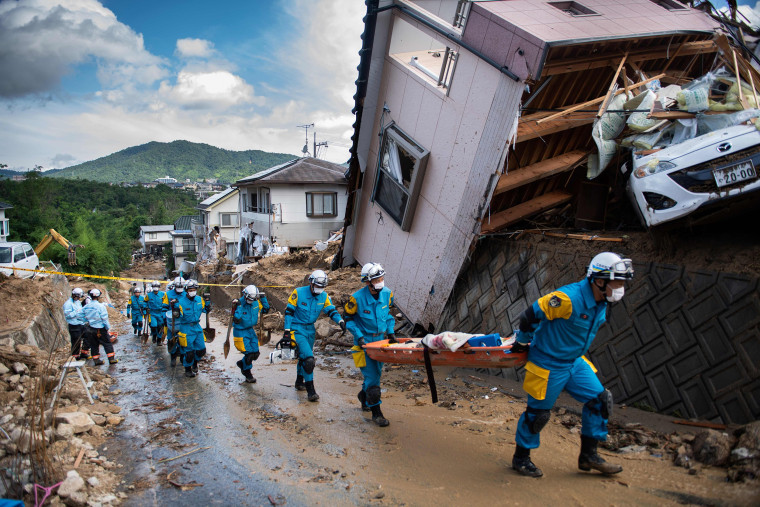 Image: Japan Flood