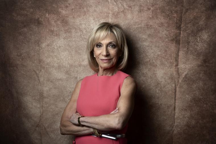 NBC's Andrea Mitchell