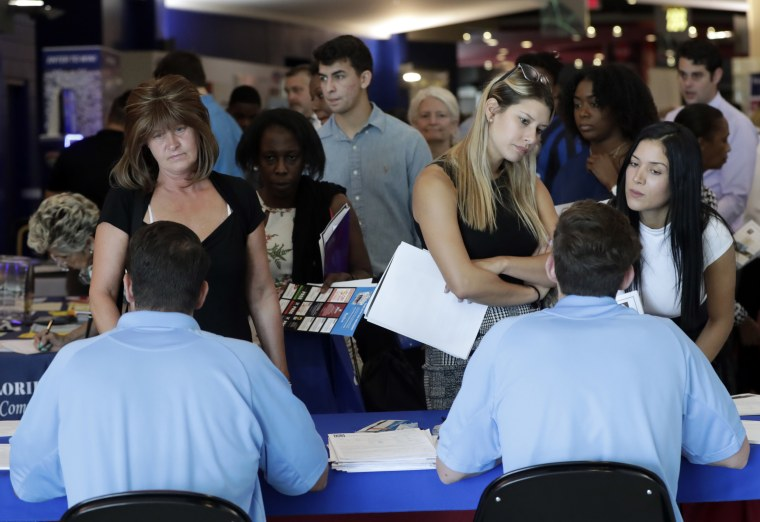Image: Job fair
