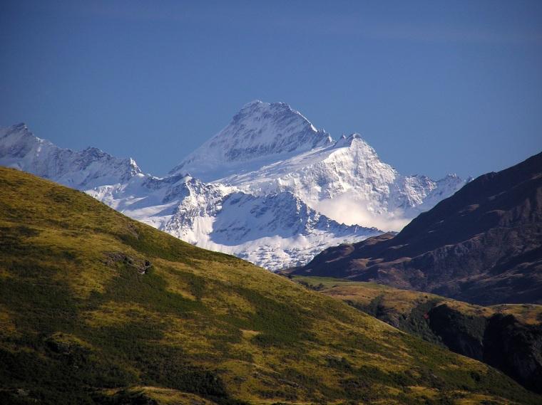 Image: Mount Aspiring