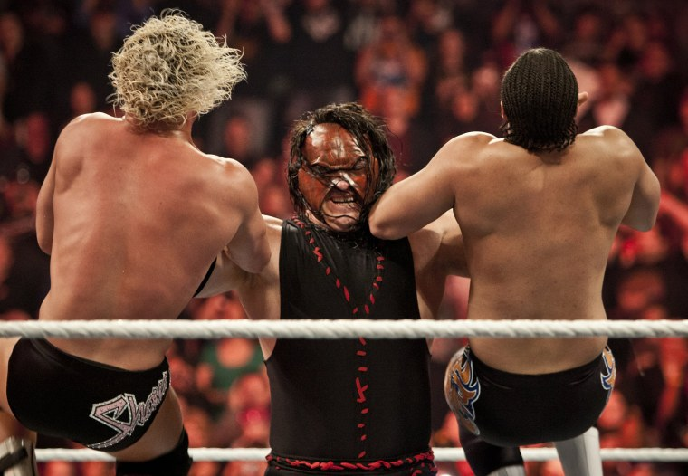 Image: WWE - Raw at Rose Garden