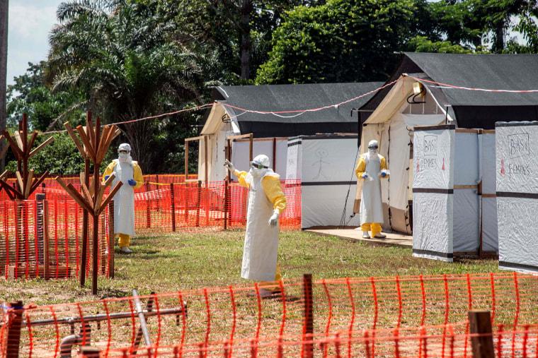 Image: FILES-DRCONGO-HEALTH-EBOLA