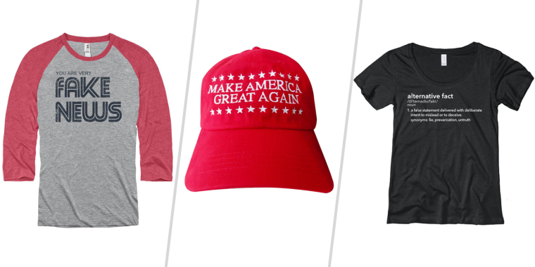 Merchandise sold on the Newseum website.