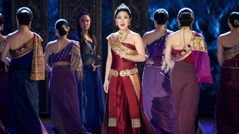 Ruthie Ann Miles returns to the stage