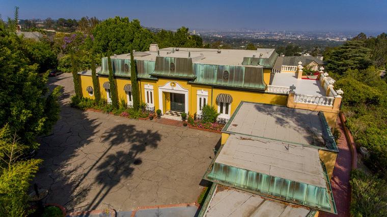 Elvis Presley former Bel Air house for sale