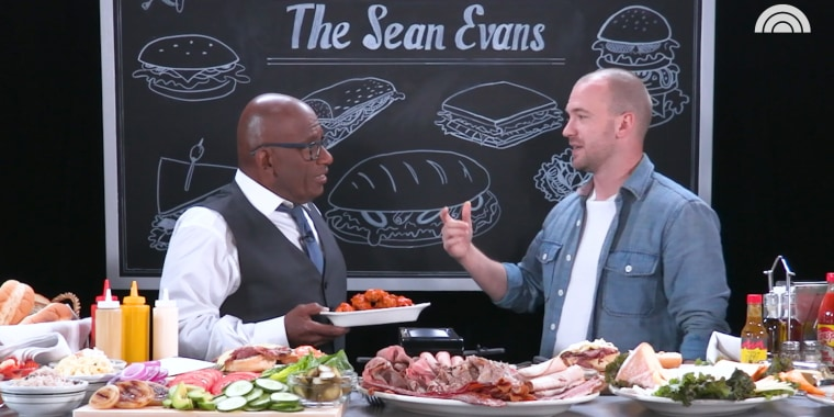 Al Roker has 'Hot Ones' host Sean Evans on his show 'COLD CUTS'