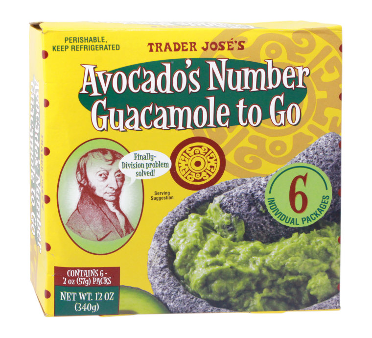 This guacamole is good to go.