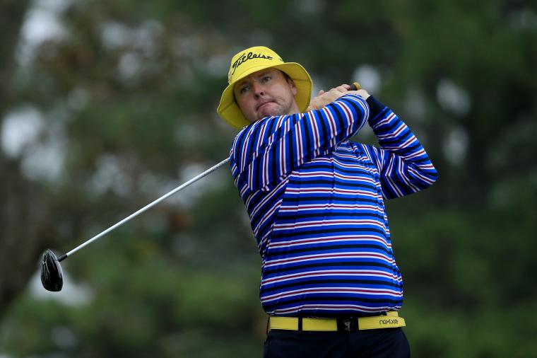 Australia golfer Jarrod Lyle