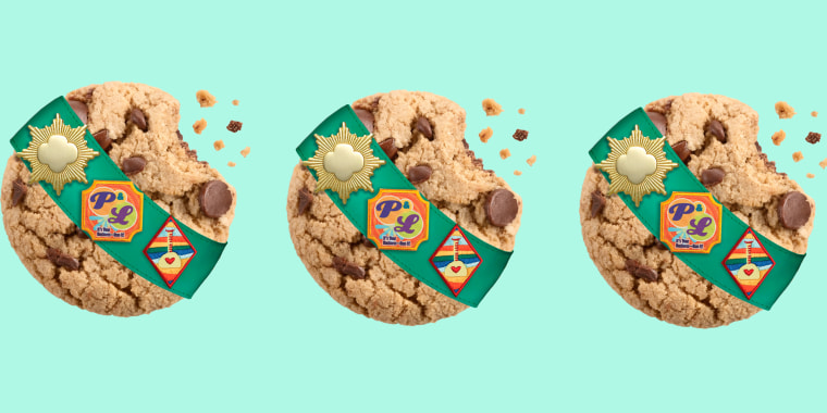 new girl scout cookie  ing 2019 caramel chocolate chip