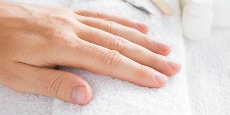 Healthy fingernails