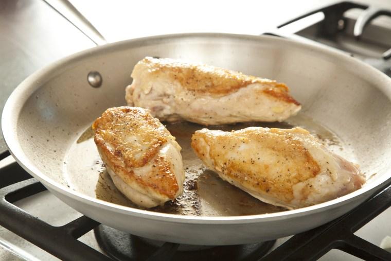 How to bake chicken: Baked chicken breast