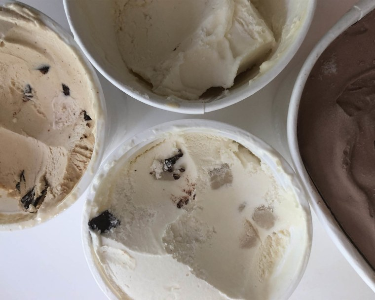 Ketogenic diet friendly ice cream from Rebel Creamery hits