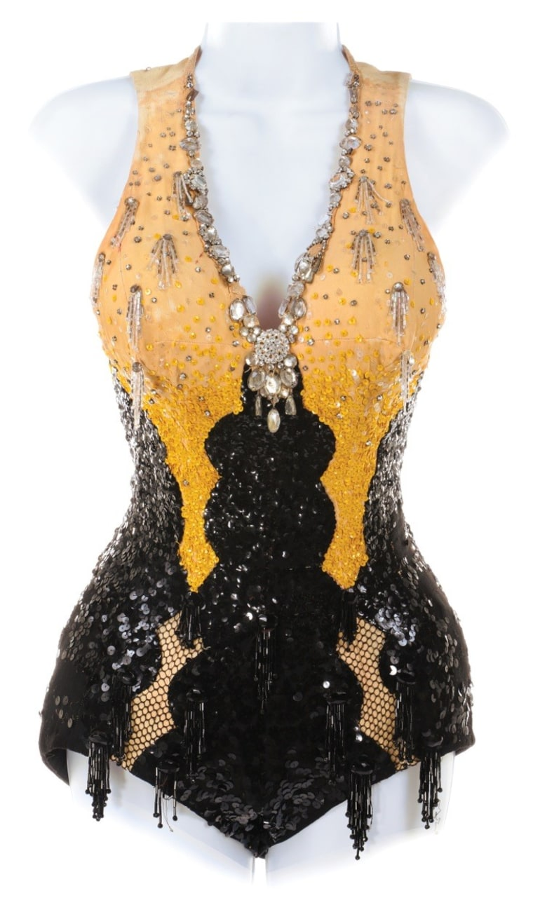 One of Monroe's dresses up for auction