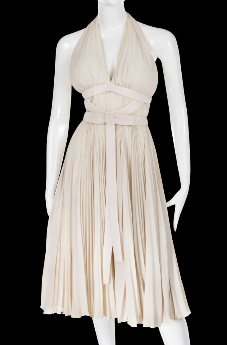"""""""The Seven Year Itch"""" dress"""