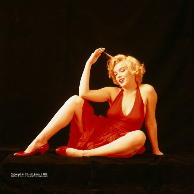 Photographed by Milton H. Greene