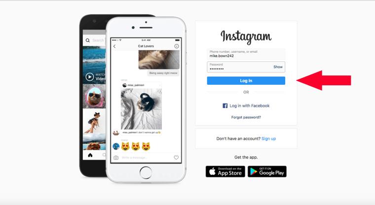 How to delete extra Instagram account