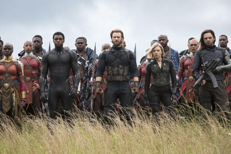 Image: Avengers Infinity War