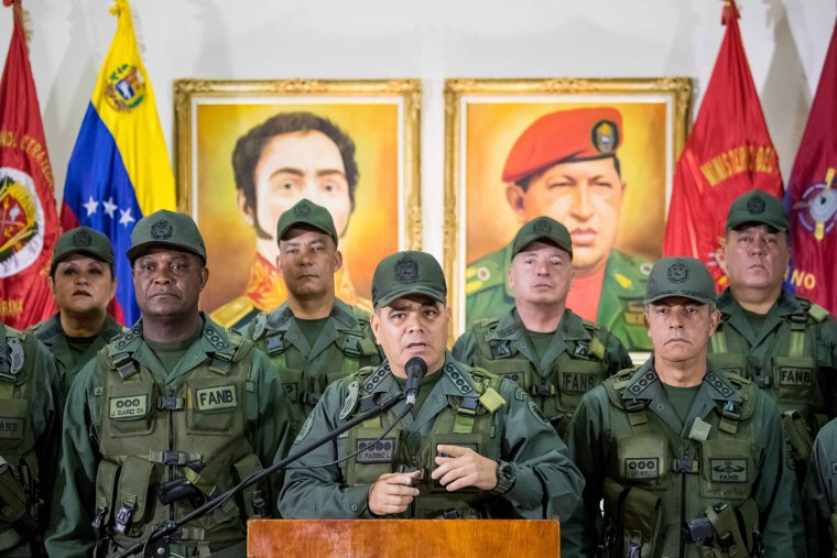 Image: Attack on Maduro was an attempt to eliminate Venezuela's top leadership
