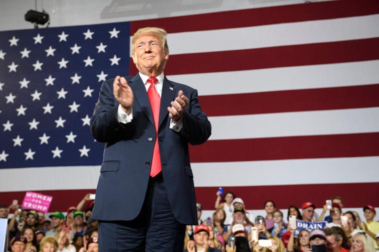 Image: Donald Trump Ohio