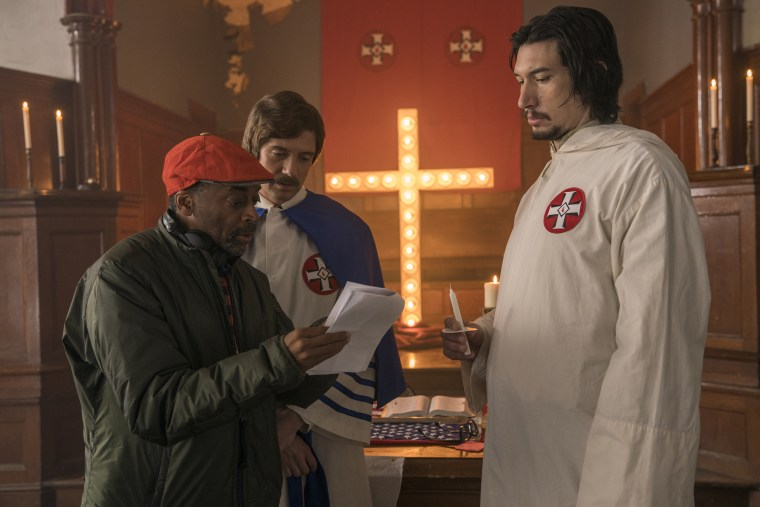 'BlacKkKlansman' hits theaters at a racially volatile time ...