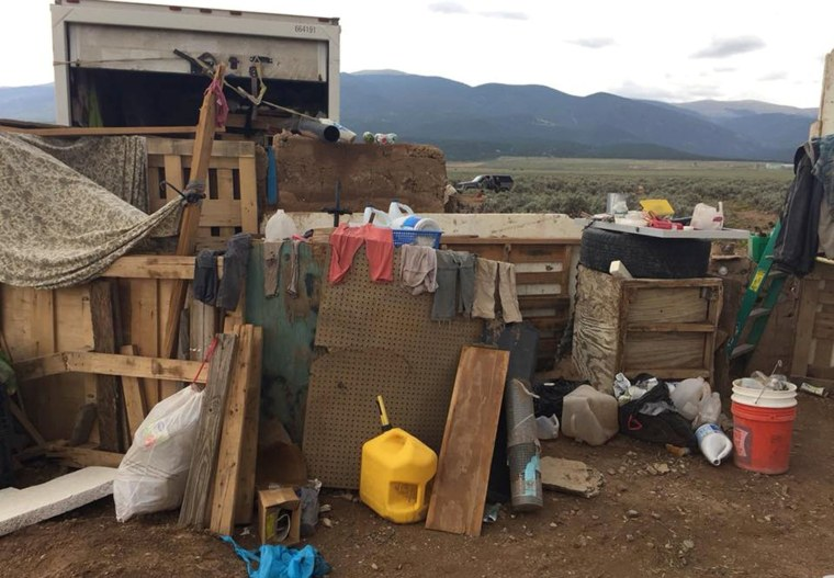 Image: Taos County compound