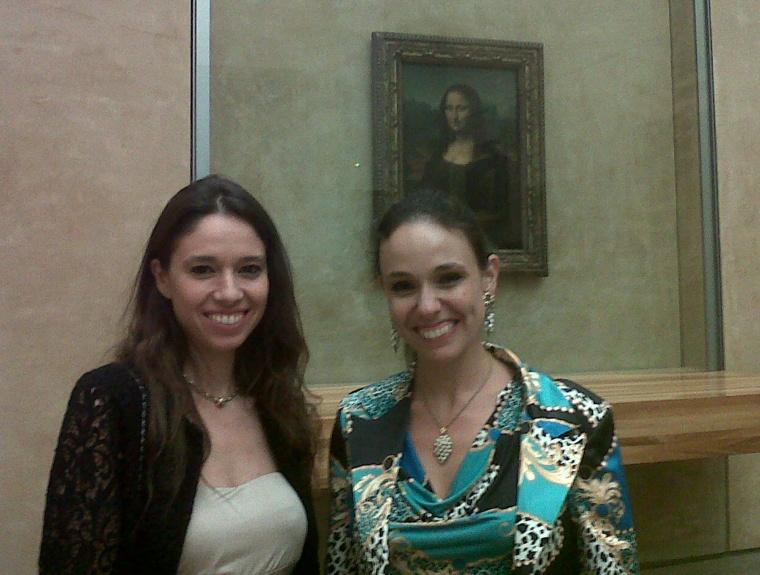 Image: Natalia and Irina Strozzi