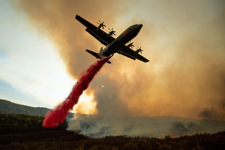 Image: US-ENVIRONMENT-FIRE
